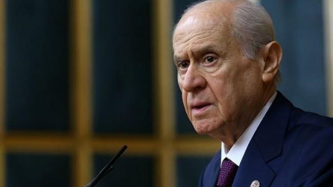 MHP Genel Başkanı Bahçeli'den vatandaşlara Kovid-19'la mücadelede 'sorumluluk' çağrısı