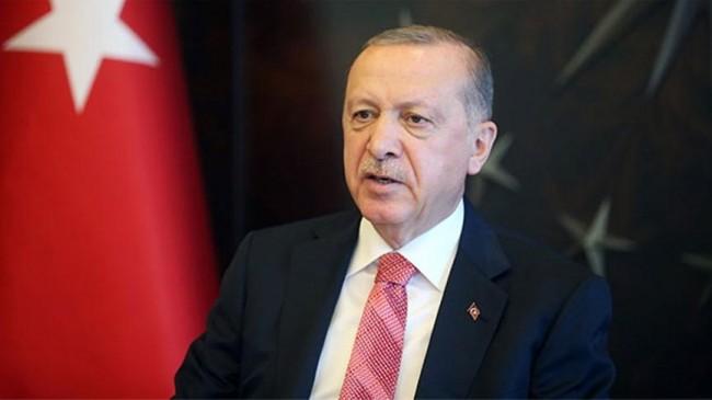 Erdoğan: Evini iyi idare eden ülkesini iyi idare eder