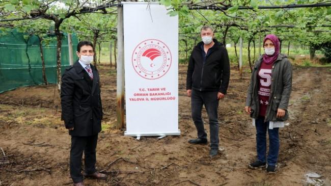 "TARIMA DAİR HER ŞEY ""TARIM ORMAN AKADEMİ""DE"