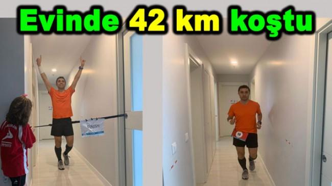 Aksa Akrilik CFO'su maraton koştu