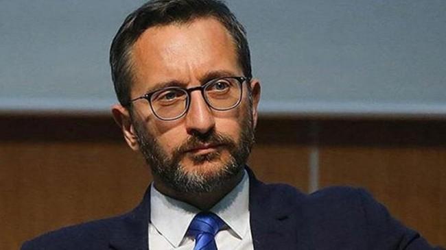 Fahrettin Altun'dan Ragıp Zarakolu'nun yazısına suç duyurusu