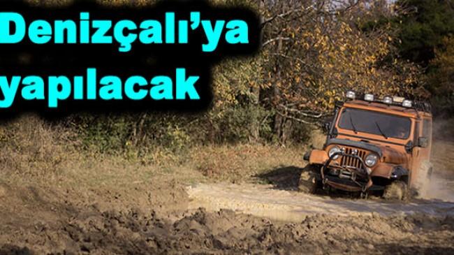 Çiftlikköy'e yeni Of Road parkur yapılacak