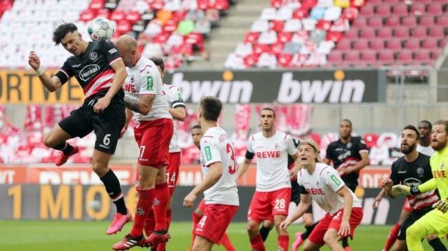 Kenan Karaman'ın golü galibiyete yetmedi