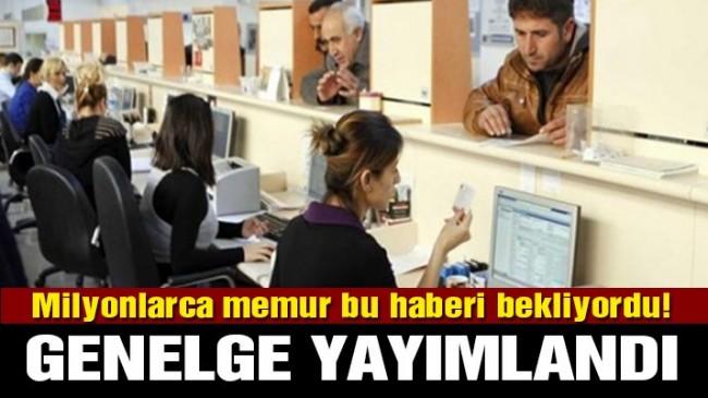 Erdoğan duyurmuştu! İdari izinlerle ilgili genelge yayımlandı