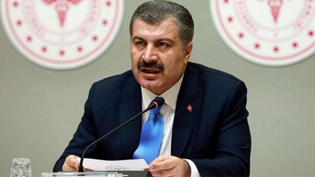 Türkiye'de Covid-19 nedeniyle 57 kişi hayatını kaybetti