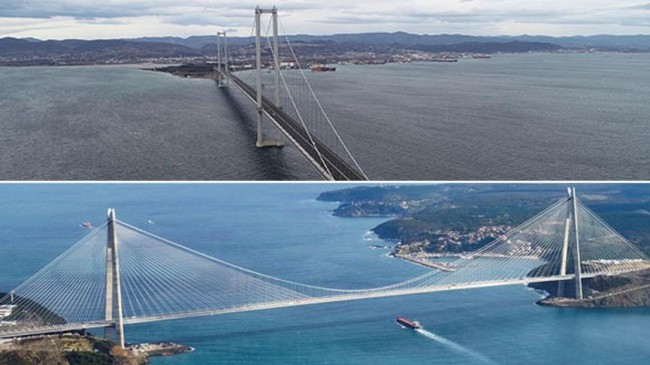 Köprülerin 3 günlük bedeli 72 milyon TL