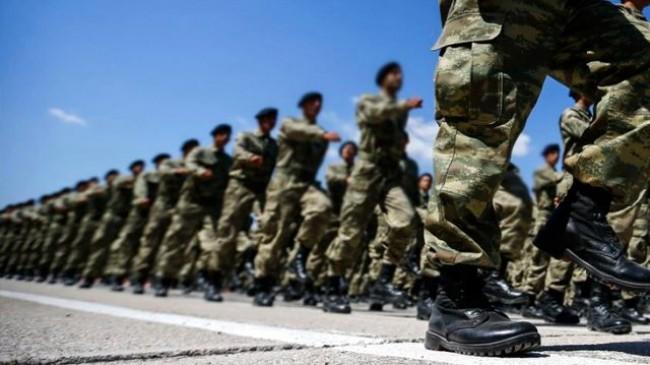 Bedelli askerlikte ilk alım 20 Haziran'da gerçekleşecek, terhisler ise 31 Mayıs'ta başlayacak