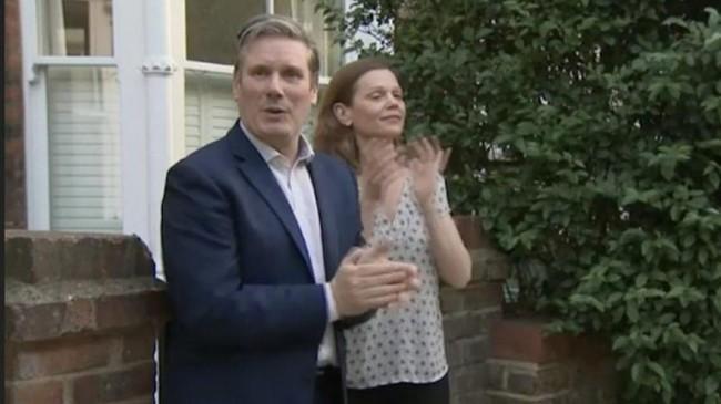 İngiltere'de İşçi Partisi liderini yakan görüntü: İhtiyacın olanı aldın mı?