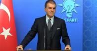 MYK sonrası AKP Sözcüsü Ömer Çelik'ten flaş açıklamalar