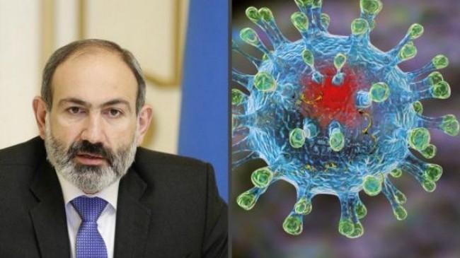 Ülke şokta: Başbakan corona virüsü olduğunu duyurdu