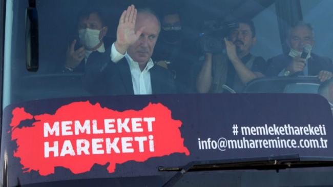 Muharrem İnce'den 'Memleket Hareketi' açıklaması: